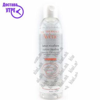 Avene Micellar Lotion Cleanser and Make-up Remover Мицеларна Вода за Отстранување на Шминка, 200мл