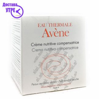 Avene Rich Compensating Cream Крема за Лице, 50мл