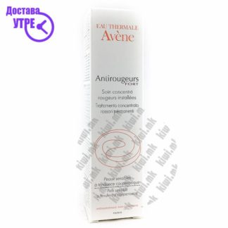 Avene Antirougeurs Fort Relief Concentrate Крема за Лице склона кон Црвенило, 30мл
