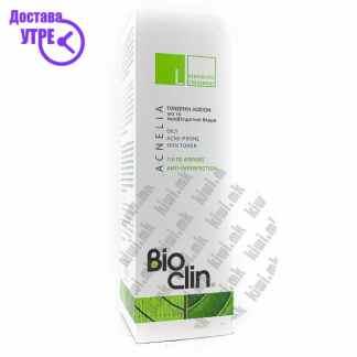 Bioclin Acnelia L Oily Acne Prone Skin Toner Лосион за Лице склоно кон Акни, 90мл