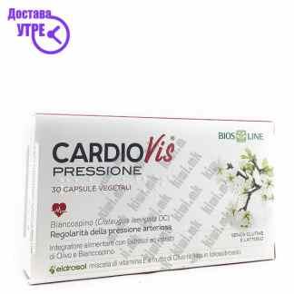 Bios Line Cardiovis Pressione капсули, 30