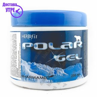 Pharmamed Herbifit Polar Gel гел, 250мл