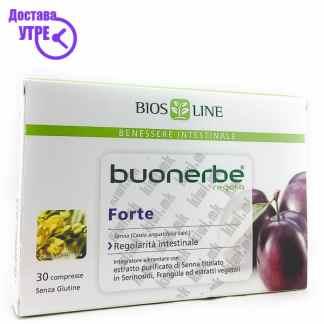 Bios Line Buonerbe Regola Forte таблети, 30