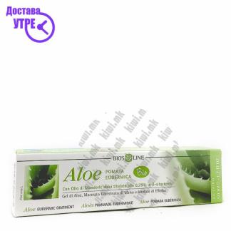 Bios Line Aloe Eudermica Bio маст, 50мл