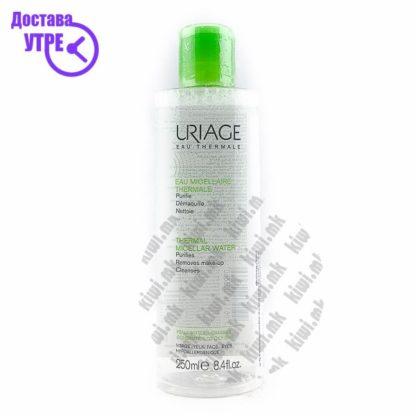 Uriage Thermal Micellar Water Мицеларна Вода за Отстранување на Шминка, 250мл