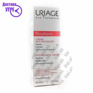 Uriage Roseliane Anti-Redness Cream Крема за Лице склона кон Црвенило, 40мл