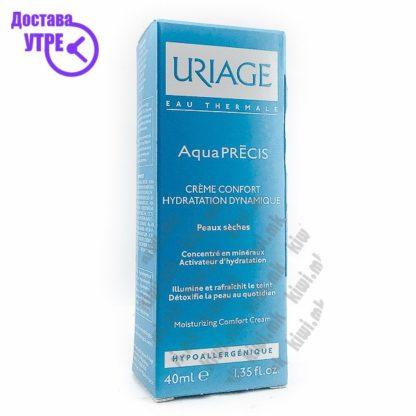 Uriage Aquaprecis Comfort Cream Крема за Лице, 40мл