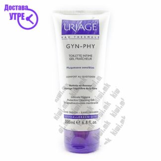 Uriage Gyn-Phi Intimate Cleansing Gel Гел за Интима, 200мл