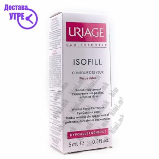 Uriage Isofill Eye Contour Крема за околу Очи, 15мл