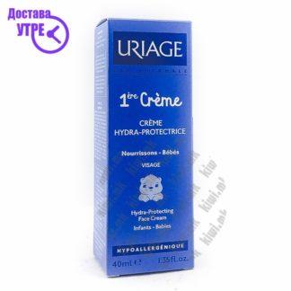 Uriage 1st Hydra Protective Cream Крема за Лице за Бебе, 40мл