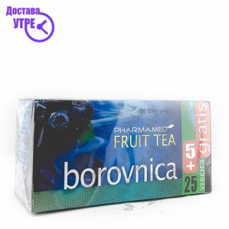 Pharmamed Чај од Боровника, 30