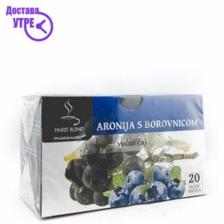 Чај од Аронија и Боровинки, 20