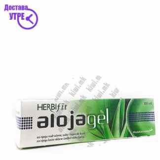Herbifit Aloe гел, 100мл