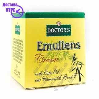 Emulliens Cream Крема за Лице со Овес, 50мл