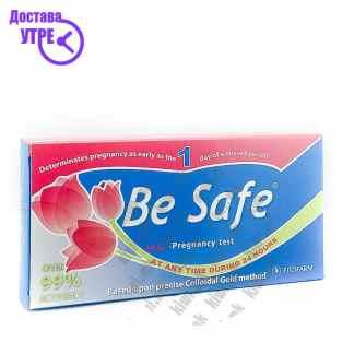 Be Safe Тест за Бременост