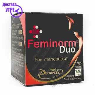 Feminorm Duo капсули, 30