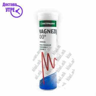 Магнезиум шумливи таблети, 10