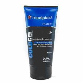 Mediplast Cold Gel 2,5% Mentol гел, 150мл
