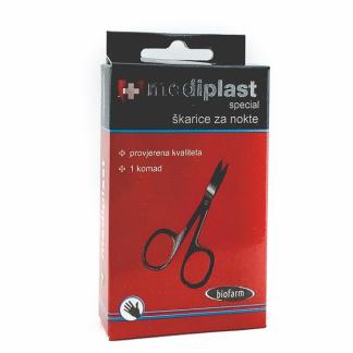 Mediplast Ножици за Нокти