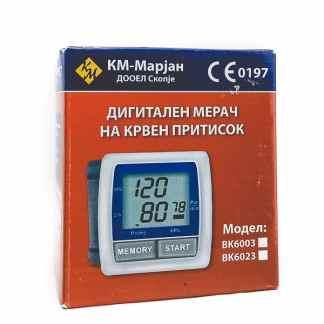 Bokang Дигитален Апарат за Мерење на Притисок