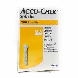 Accu-Chek Ланцети за Мерење на Шеќер, 200