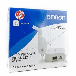 Omron Compressor Nebulizer Инхалатор