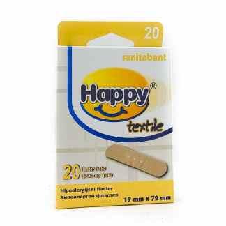 Happy Фластер Текстил, 20