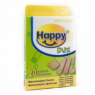 Happy Mix Фластер, 20