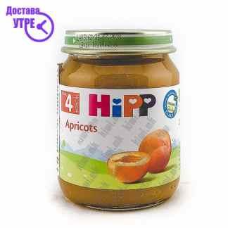 Hipp Кајсија, 125г