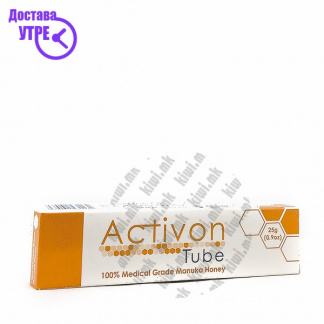 Activon Tube Manuka Honey Маст за Рани, 25г
