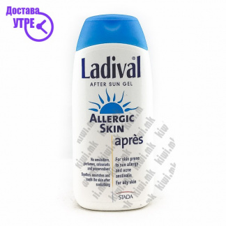 Ladival After Sun Gel Гел за После Сончање, 200мл