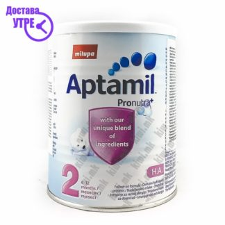 Aptamil 2 Млечна Формула 6-12 месеци, 400г