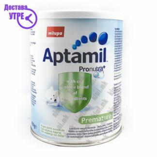 Aptamil Premature Предвремени Бебиња Млечна Формула, 400г