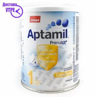 Aptamil Comfort 1 Млечна Формула 0-6 месеци, 400г