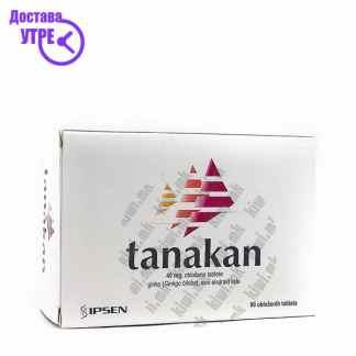 Tanakan таблети, 90