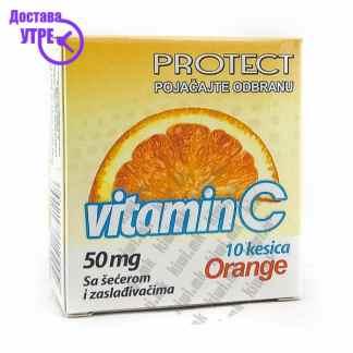 Protect Витамин Ц кесички, 10