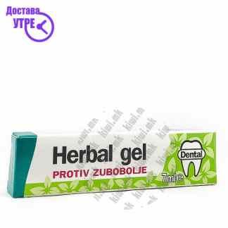 Herbal Гел против Забоболка, 7мл