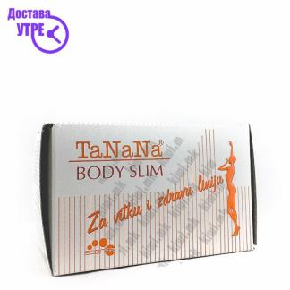 Tanana Body Slim Боди за Слабеење