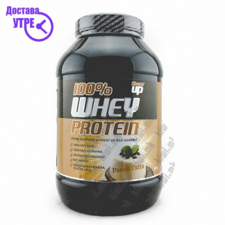 Shape Up Whey Protein 100% Вкус Панакота, 908г