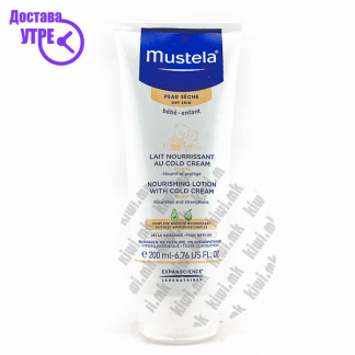 Mustela Nourishing Lotion with Cold Cream Лосион за Бебе, 200мл