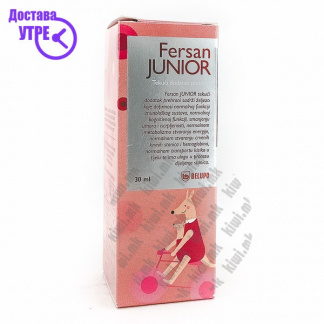 Fersan Junior капки, 30мл