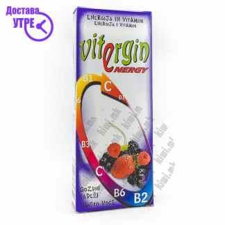 Vitergin Бомбони Со Вкус на Шумско Овошје