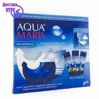 Aqua Maris Сет за Испирање на Нос