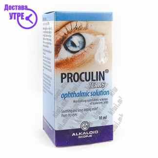 Proculin Tears раствор, 10мл