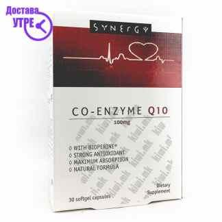 Коензим Q-10 капсули, 30