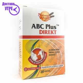 ABC Plus Direkt кесички, 20