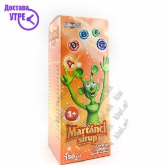 Марсовци Imunactiv Со Вкус На Портокал сируп, 150мл