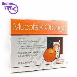 Mucofalk Orange кесички, 20